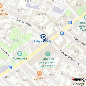 «Диалог» на карте