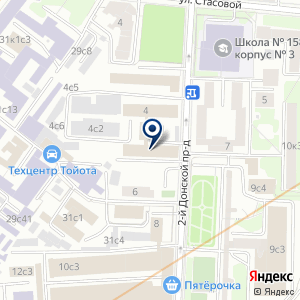 «Меховое ателье ViVO (ВИВО)» на карте