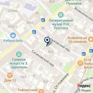 «Автокапитал» на карте