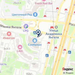 «Элита групп» на карте