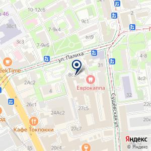 «OLDCLEVER» на карте