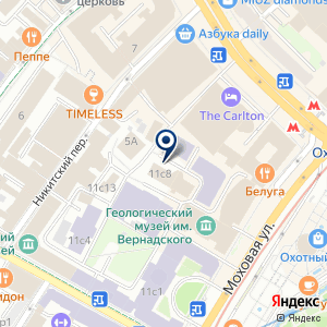 «Ешь-бери» на карте