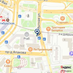 «ХромсистемсЛаб» на карте