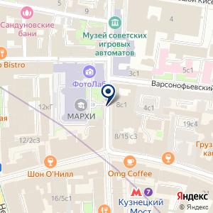 «SEI» на карте