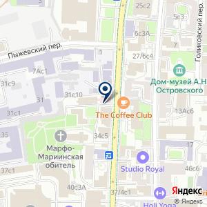 «Православная трапезная» на карте