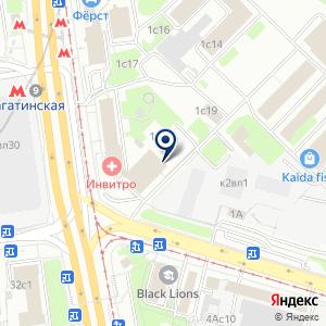 «Столичная» на карте