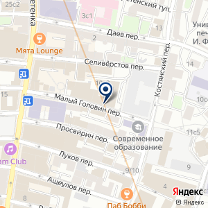 «На Сретенке» на карте