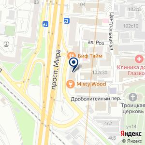 «Экохат» на карте