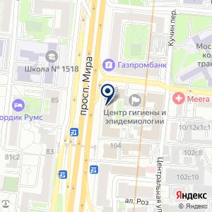 «Старт-Лизинг» на карте