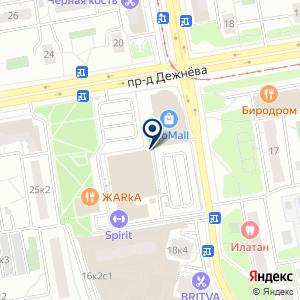 «Олеся» на карте