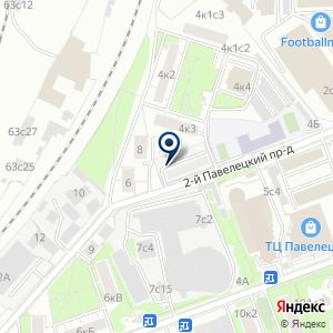 «Технофор» на карте