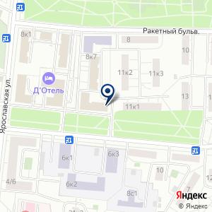 «Иммидиклиник» на карте