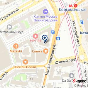 «МРТ 24» на карте