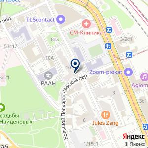 «Клиника андрологии» на карте