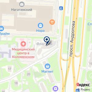 «MAKE-UP студия визажиста-стилиста Элен Мартиросян» на карте