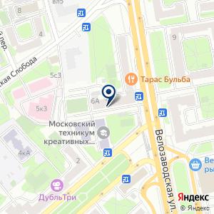 «Зональный информационный центр» на карте