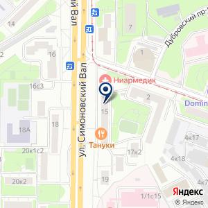 «Ди-Ла» на карте