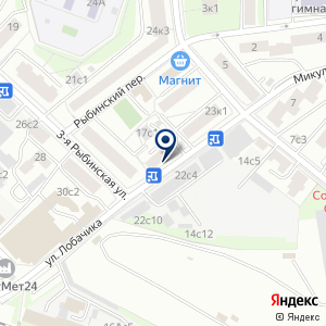 «Мелиора» на карте