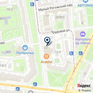 «РусЭнергоСервис» на карте