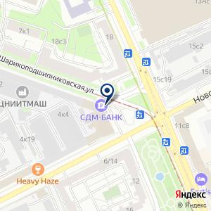 «Технопромэкс» на карте