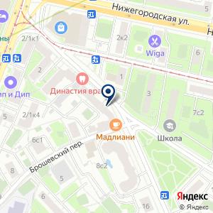 «Комиссионный магазин» на карте
