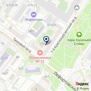 «МИЭК» на карте