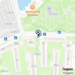 «Торэкс» на карте