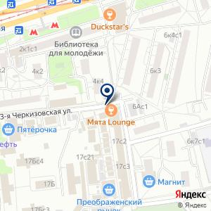 «АтрибутЪ» на карте