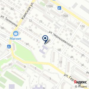 «Личность» на карте