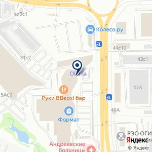«Борщев & Ложкин» на карте
