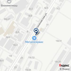 «НВ-ГРУПП» на карте