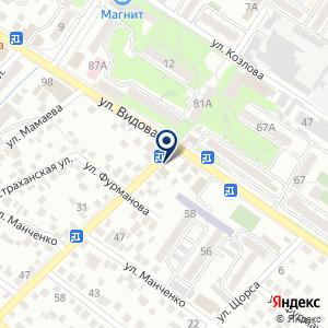 «СПА-салон Артура Геворкяна» на карте