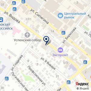 «Нотариус Миронова В.С» на карте