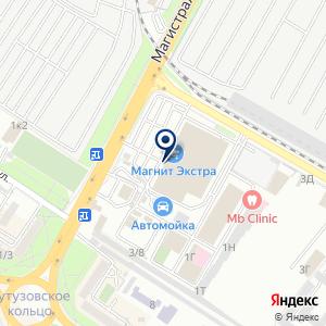 «Легендарный цирк Юрия Никулина» на карте