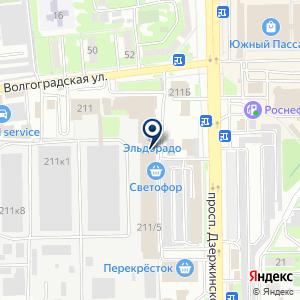 «Центр диетологии и коррекции веса» на карте