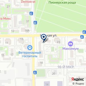 «ADM» на карте
