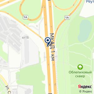 «Строймир» на карте