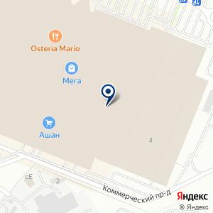 «КБ ЮНИСТРИМ» на карте