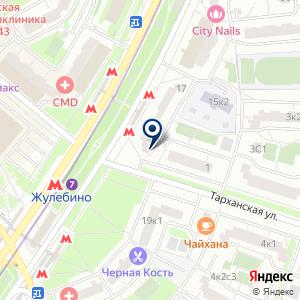 «АнтеннА+» на карте