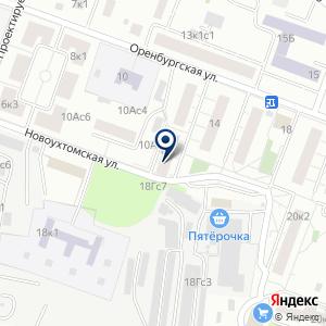 «Многопрофильный магазин» на карте