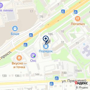 «DNS» на карте