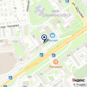 """« магазин """"Мир дерева""""» на карте"""