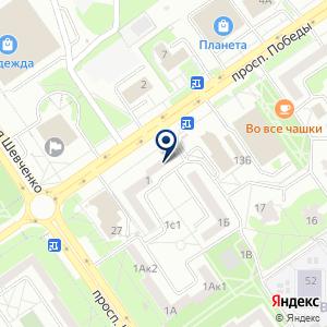 «ОсколФинанс» на карте