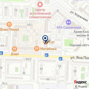«АлаичЪ и Ко» на карте
