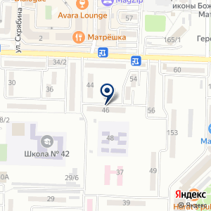 «Гнейс» на карте