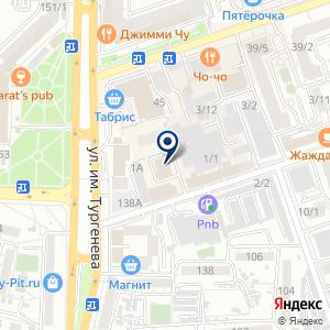 «СОБИ-ЛИЗИНГ» на карте