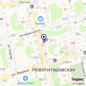 «Шейпинг на Кубани» на карте