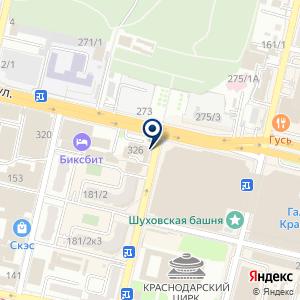 «Центр реструктуризации долгов» на карте