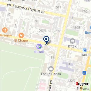 «ГеоАрхСтройПроект» на карте