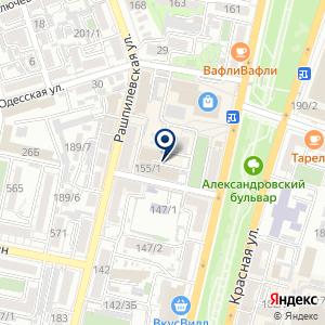 «НЕФТЕГАРАНТ» на карте